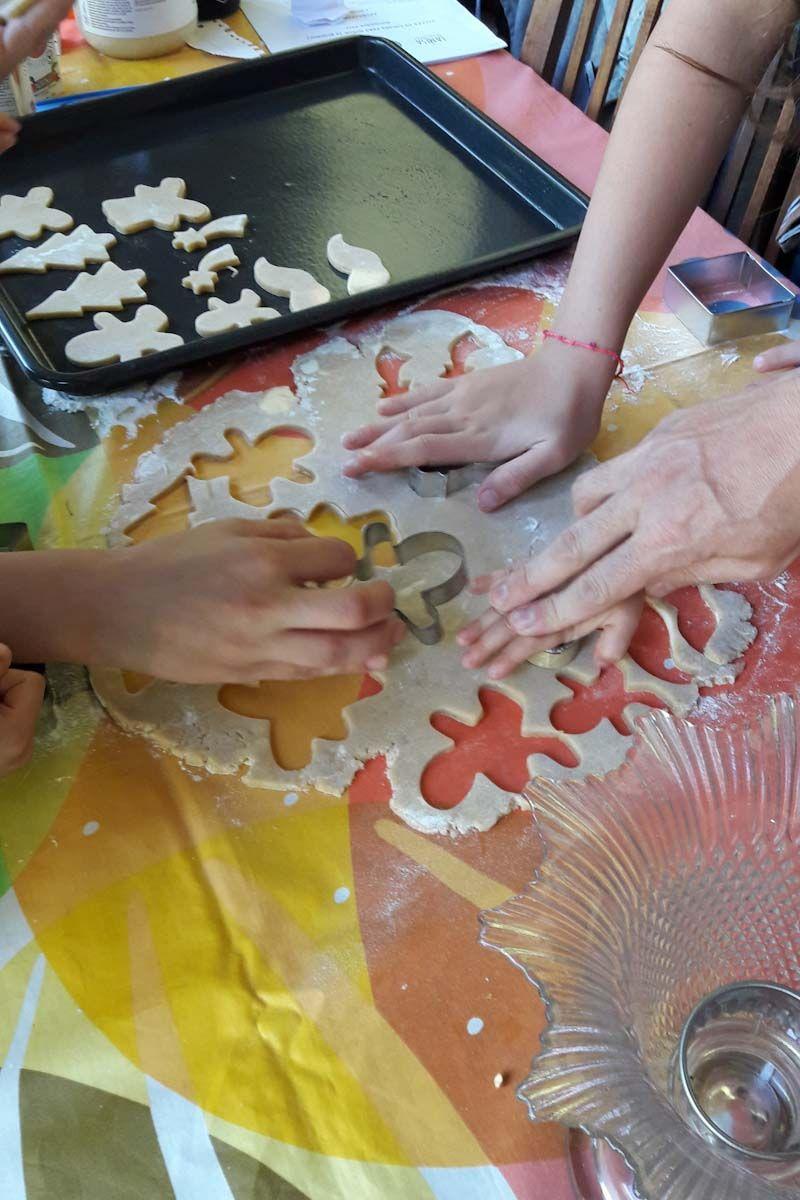 Cookies de vainilla y especias