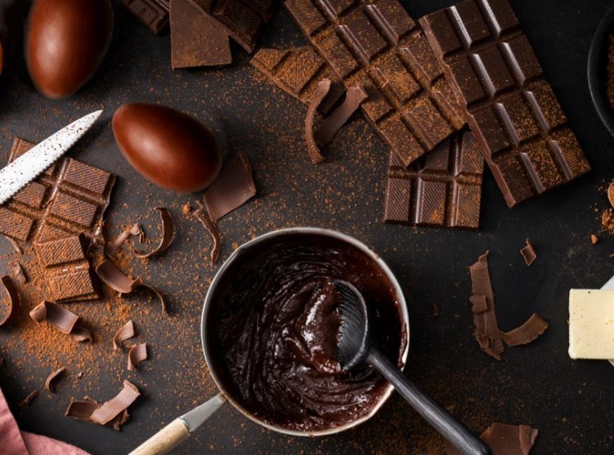 ¿CÓMO HACER HUEVITOS DE CHOCOLATE SIN MOLDE?