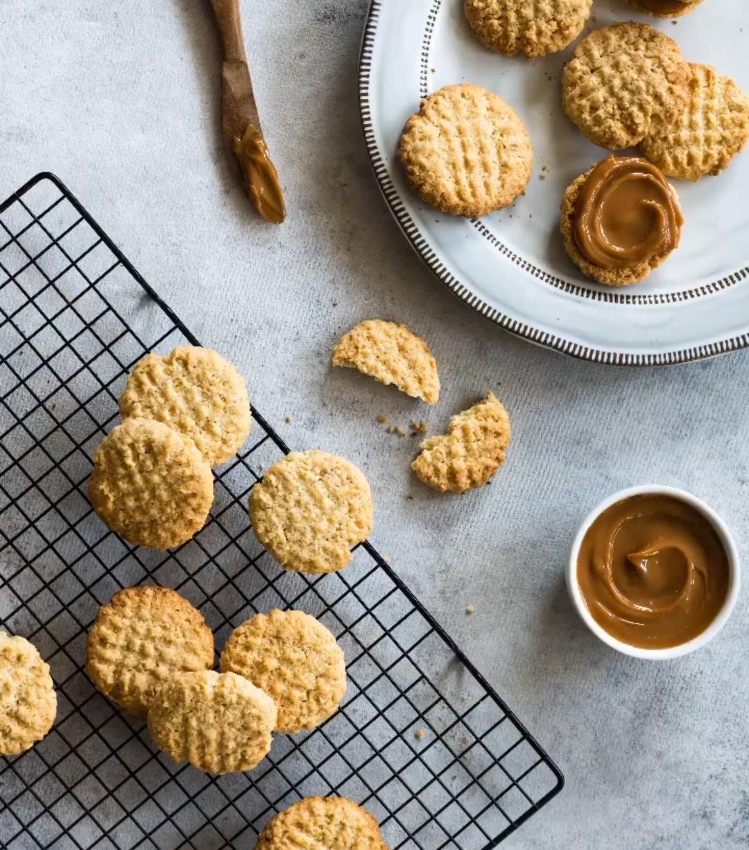 Cookies de avena, 100% disfrute, cero culpas