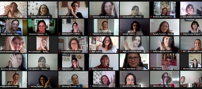 ¡Llegó el gran momento: la final de Mujeres Transformadoras sede Buenos Aires!